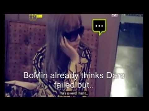 2NE1-funny ufo 3 Cl  Dara  (Chaera)