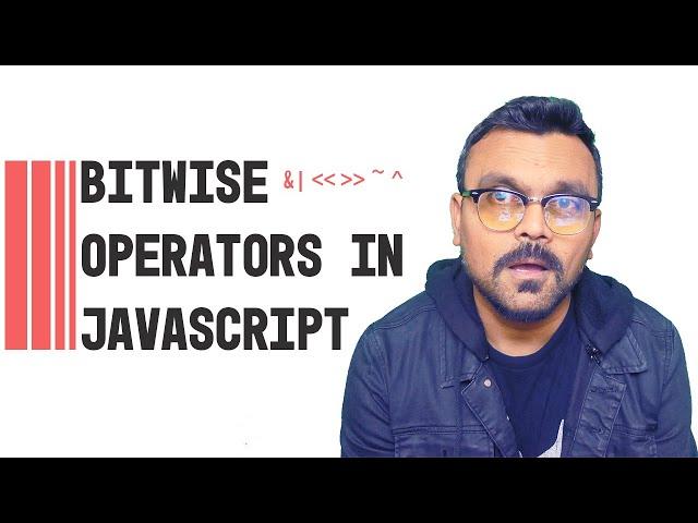 Bitwise Operators JavaScript