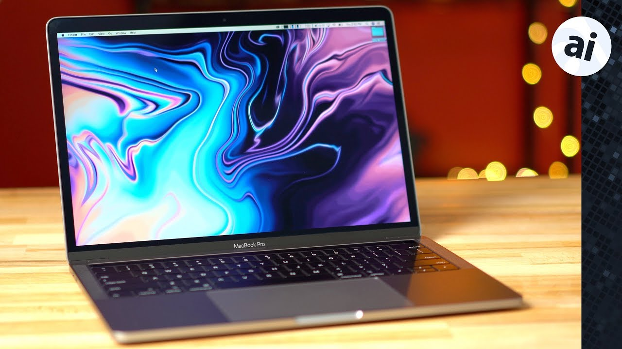 Fin 2018 13-inch MacBook Pro review: Apple's lofty promises are GK-48