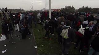 France demolishing Calais 'Jungle' camp