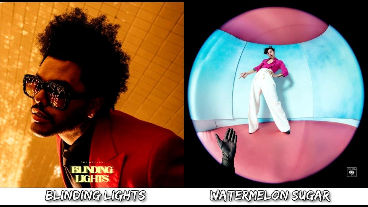 Download ReLike Vibes - Blinding Lights x Watermelon Sugar (Mashup)