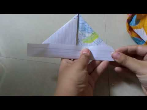 How to make paper mountain ☺