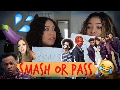 SMASH OR PASS | WOULD WE SMASH OUR EXES? (INSTAGRAM EDITION)