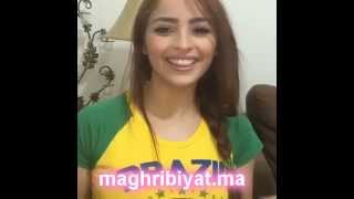 """مغربية جميلة جدا تغني أغنية """"مزيان واعر"""" أحسن من دنيا بطمة"""