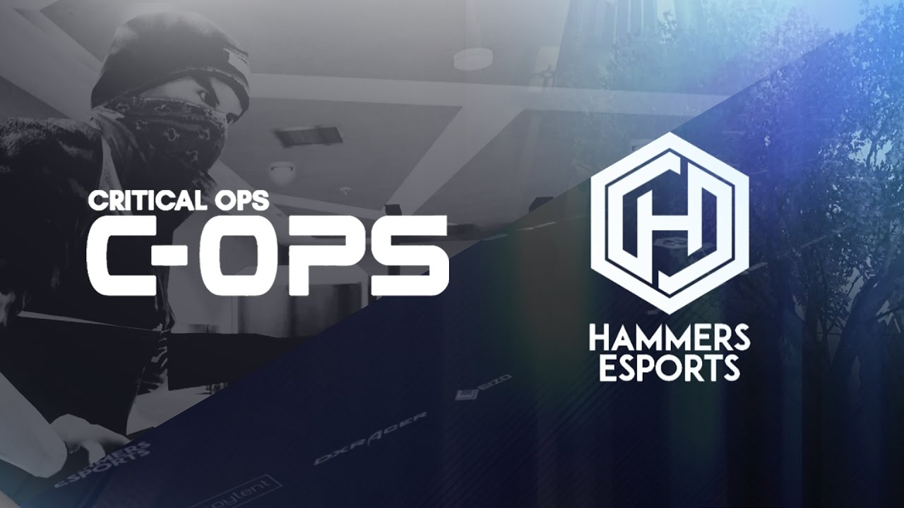 92f6974f485 Critical Ops - Hammers eSports Introducing C-OPS Team - YouTube