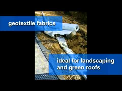 How To Use Geotextile Fabrics