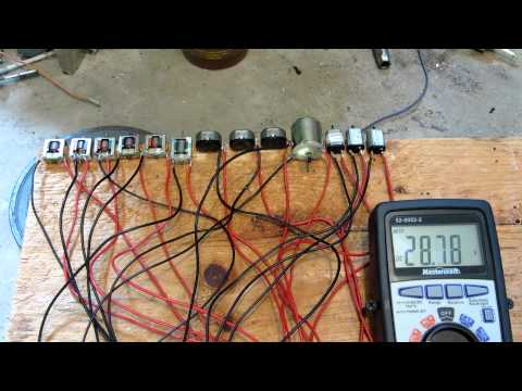Micro Motors Overload 3