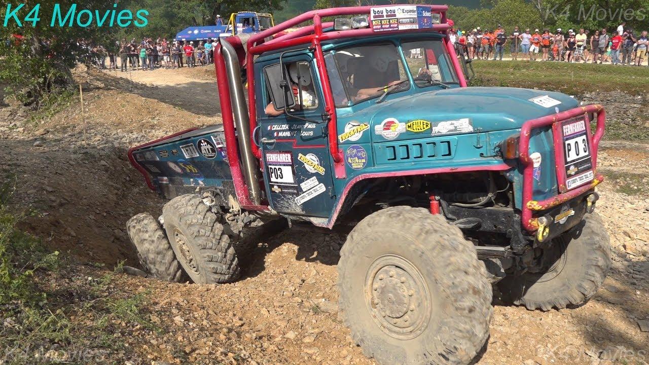 6x6 Ural Truck prototype