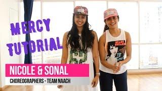 Mercy   Tutorial   Team Naach Choreography