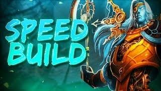 Chronos MID: GO FAST BUILD - Smite