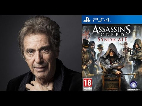 Al Pacino Plays Ac: Syndicate