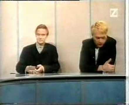 Kent - Interview (Jag Peter ZTV 1995)