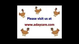 Preschool Thanksgiving Theme, Toddler Thanksgiving Theme, Turkey Rhyme