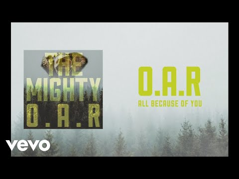 O.A.R. - All Because of You (Audio)