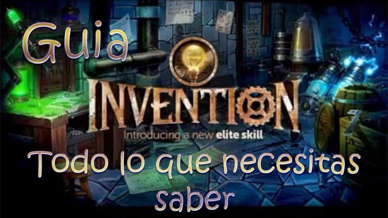 Runescape Látino Invention Guía Youtube