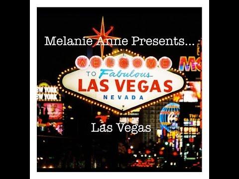 Las Vegas - Melanie Anne (#ConquerAugust - Day 13)