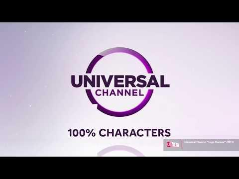 Universal Channel  Logo Bumper