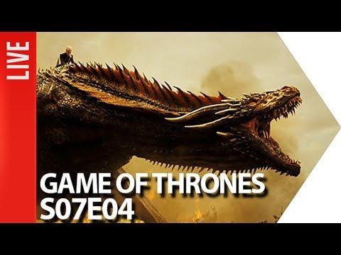 Game of Thrones Comentado - S07E04   OmeleTV AO VIVO