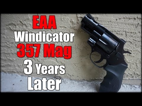 EAA Windicator 357 Mag| 3 Years Later