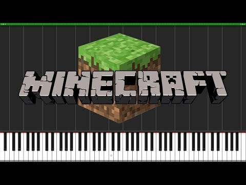 Haggstrom - Minecraft [Piano Tutorial] (Synthesia) // Torby Brand