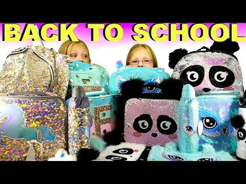 BACK TO SCHOOL SHOPPING HAUL 2018 - Magic Box Toys Collector