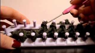 FASTEST WAY to Cast/Bind Off on a Knitting Loom
