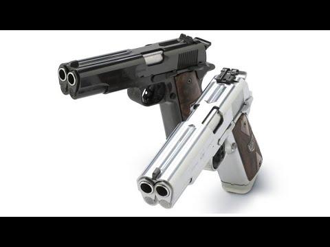 Многоствольное оружие 🏹 фото, история появления и развития, интересные образцы