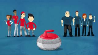 CURLING - A 2-Minute Guide (Portuguese Version)