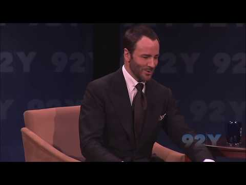 TOM FORD ON HIS FALL OUT WITH YSL | Mr Tom Ford