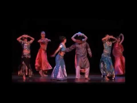 Radha teri performence | dance by Nitin rathi in Moscow russia