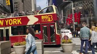 TIMES SQUARE    NEW YORK CITY    Pedestrian Plaza #Timessquare #usmalayali #usamalayalivlog