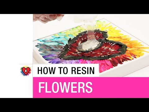 How To Resin Flowers