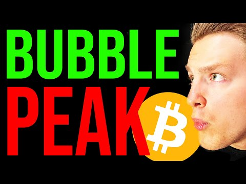 BITCOIN 2021 BUBBLE WILL POP AGAIN!!! Don't Buy Bitcoin Before Watching...