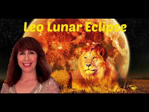 Leo Lunar Total Eclipse on January 31