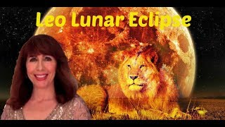 Leo Lunar Total Eclipse on January 31