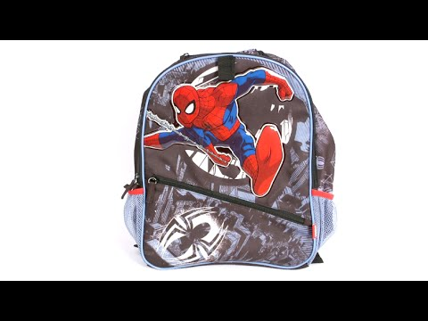 Marvel Ultimate Spider-Man Backpack from The Disney Store