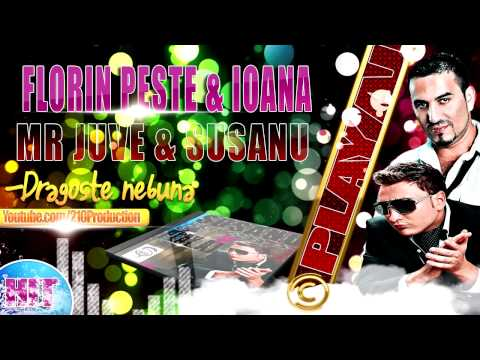 Ioana, Florin Peste & Play Aj - Of,ce dragoste nebuna