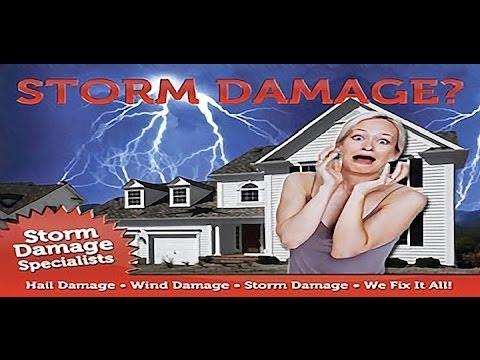 Wind Damage Repair Arlington | Call 817-274-6777 | Arlington Wind Damage Repair