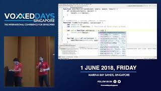 From Javascript to Haskell : Functional Programming made simple - Voxxed Days Singapore 2018