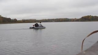 Лодочный мотор Forward 62 PRO в действии(, 2016-02-12T19:56:33.000Z)