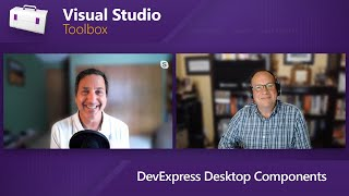 DevExpress Desktop Components