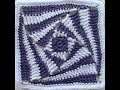 Crochet Patterns| for free |crochet blanket squares| 2262