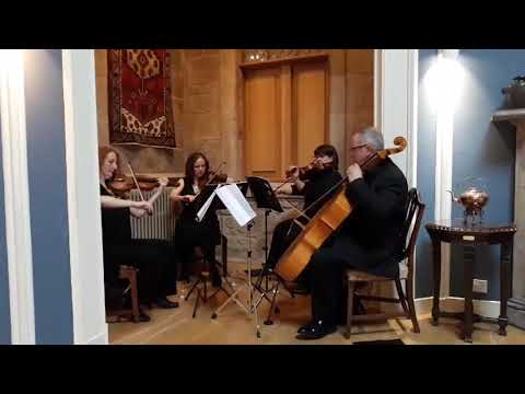 Wedding String Quartet Scotland