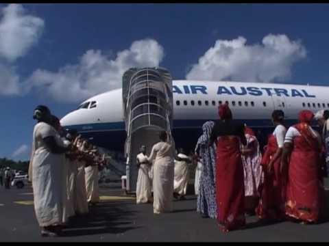 AirAustral Mayotte 2006