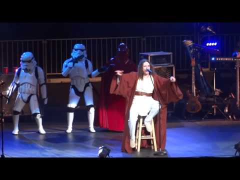 """Weird Al"" Yankovic - ""The Saga Begins"" (Live in Del Mar 7-4-12)"