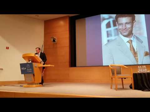 Bret Stephens' outstanding Daniel Pearl Memorial Lecture, presented on February 16, 2017 at UCLA.
