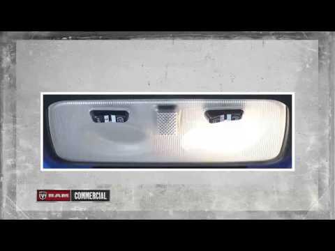 2015 Ram ProMaster   Interior Lights