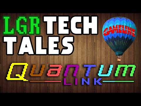LGR Tech Tales - Quantum Link: Origins of AOL