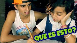 Daniel El Travieso - Cuando Ayudas A Un Niño A Estudiar.