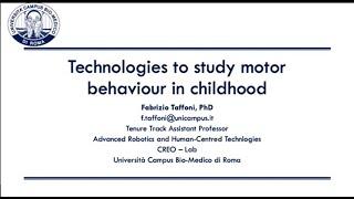 FNNDSC Lecture Series with Guest Speaker: Fabrizio Taffoni, PhD